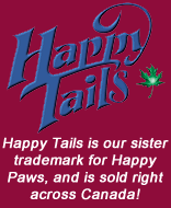 Happy Tails - Our sister trademark